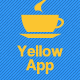 Yellow Themed App