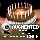 Augmented Reality Surprise Cake - ActiveDen Item for Sale