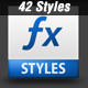 Stu 42 Styles - GraphicRiver Item for Sale