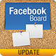Facebook Board - GraphicRiver Item for Sale