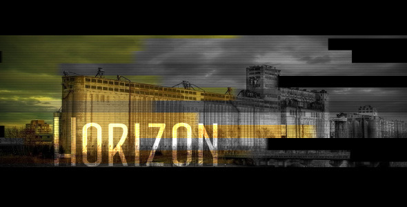 After Effects Project - VideoHive Horizon 2215439