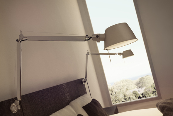 Artemide Tolomeo Wall Mini - 3DOcean Item for Sale