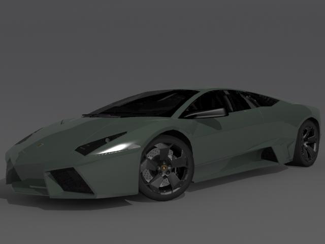 3DOcean Lamborghini Reventon 2216323