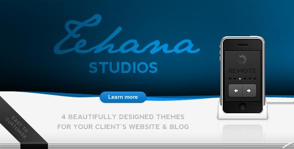 Tehana Studios - Creative PSD Templates