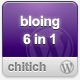 Bloing - Portfolio CMS and Blog Wordpress Theme - ThemeForest Item for Sale