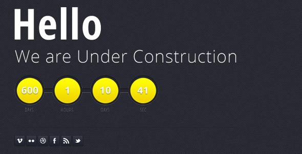 Noise Under Construction