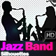 Jazz Silhouettes Pack - VideoHive Item for Sale