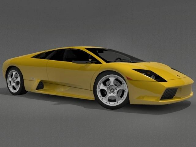 3DOcean Lamborghini Murcielago 2218122