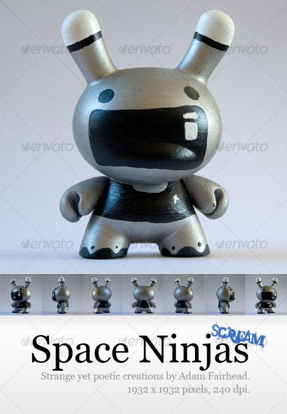 Space Ninjas Scream