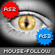 Mouse-Following Eyes (Actionscript 2.0)  - ActiveDen Item for Sale