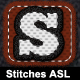 Stitches and Embroidery Layer Style - GraphicRiver Item for Sale