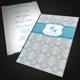Floral Wedding Card - GraphicRiver Item for Sale