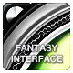 Fantasy Interface PSD