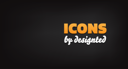 Icons by DESIGNTED
