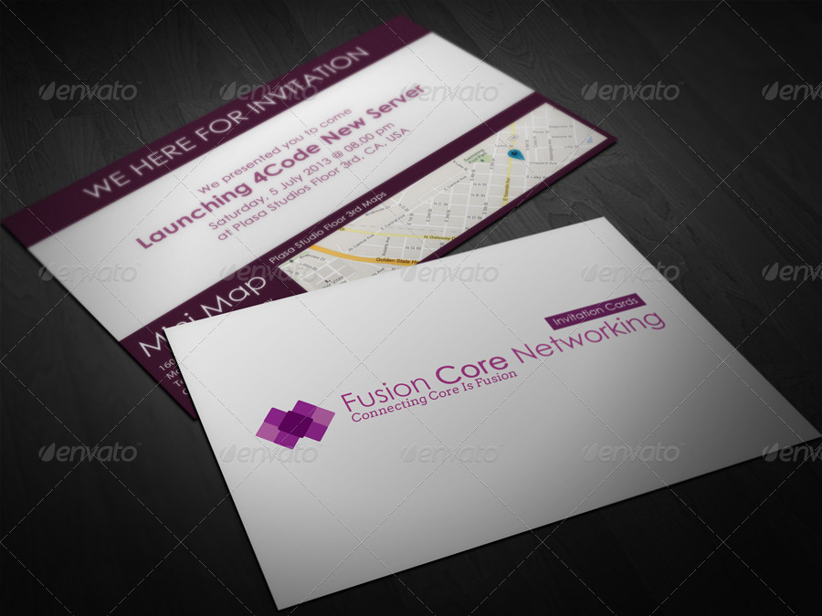 FusionCore Networking Complete Stationery
