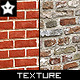 2 Tileable Brick Textures - 3DOcean Item for Sale