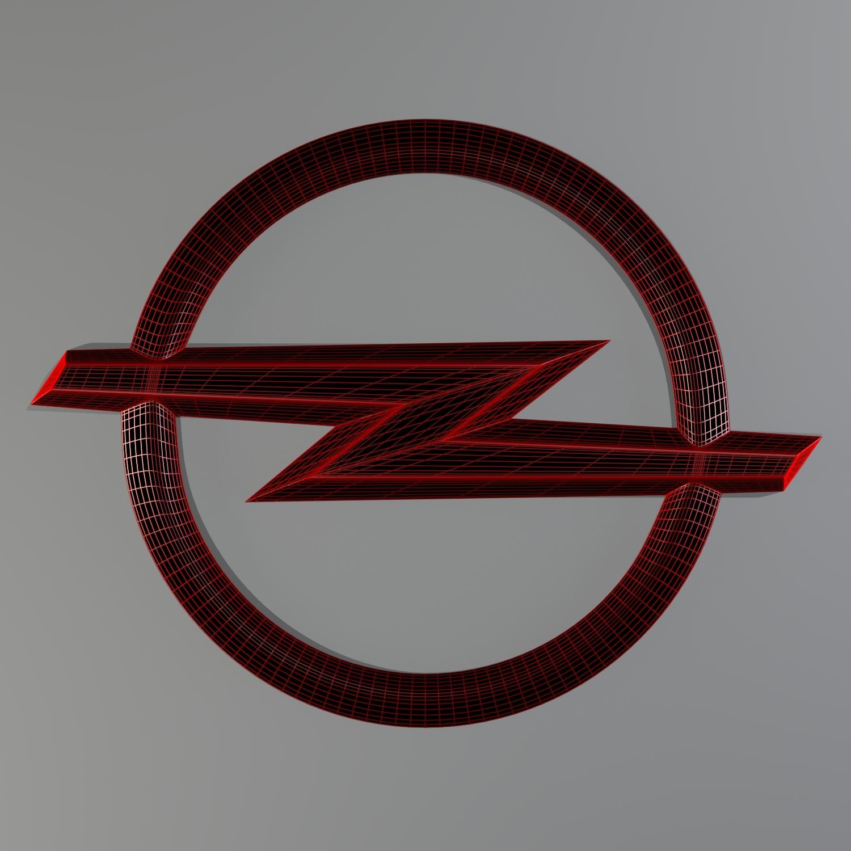 лого опель: