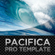 Pacifica Theme – The PSD Version  Free Download
