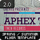 Spring / Summer Party Flyer Templates - GraphicRiver Item for Sale