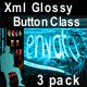 XML Glossy Button Class (3 pack) - ActiveDen Item for Sale