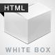 WhiteBox প্রিমিয়াম অ্যাপ ওয়েবসাইট টেমপ্লেট - সফটওয়্যার প্রযুক্তি