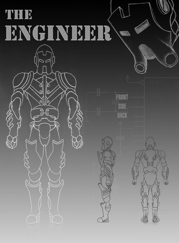 3DOcean The Engineer 83380