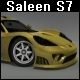 Saleen S7 - 3DOcean Item for Sale