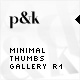 AS2 XML Minimal Thumbs Gallery R1 - ActiveDen Item for Sale