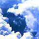 Flying Above the Clouds (part 2) - VideoHive Item for Sale