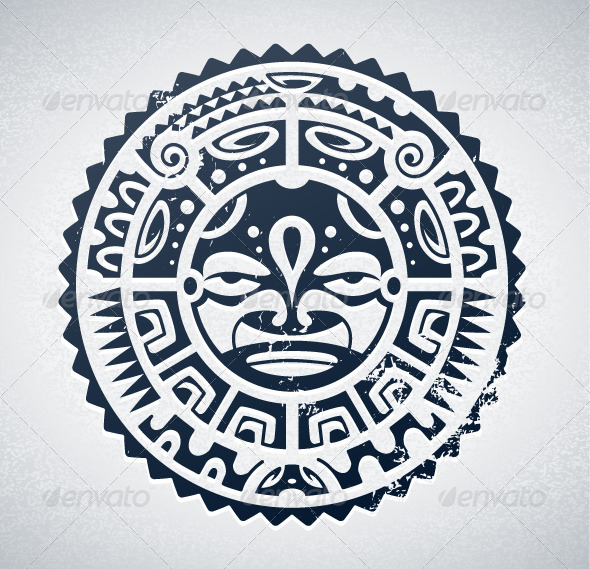 Polynesian Tattoo - Tattoos Vectors