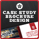 Professional Case Study Brochure Design - GraphicRiver Item for Sale