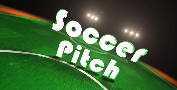 VideoHive Soccer Pitch 2168242
