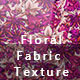 Floral Fabric Texture - GraphicRiver Item for Sale