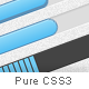 Pure CSS3 Progress Bars