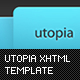 Utopia XHTML Template - ThemeForest Item for Sale