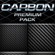 Premium Carbon Fiber Backgrounds - GraphicRiver Item for Sale