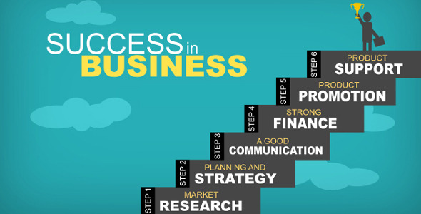 After Effects Project - VideoHive Success In Business 2021286