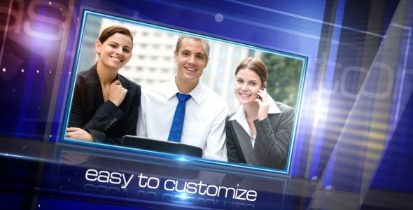 After Effects Project - VideoHive Corporate Edge 2240083