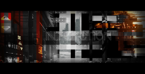After Effects Project - VideoHive Intersection 2241455