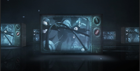 VideoHive OLD TV TRAILER 2225426