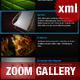 XML ZOOM GALLERY - ActiveDen Item for Sale