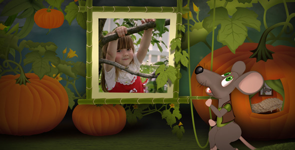 After Effects Project - VideoHive Little Mouse World 2228288