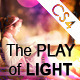 The play of light - VideoHive Item for Sale