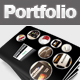 Professional Designer Portfolio - GraphicRiver Item for Sale