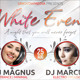 White Night Party Flyer - GraphicRiver Item for Sale