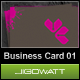 Contemporary Business Card - GraphicRiver Item for Sale