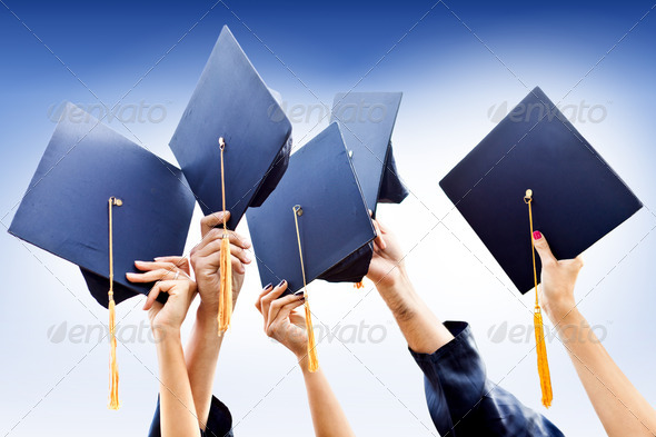 Stock Photo - PhotoDune Graduation 2249867