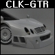 Mercedes-Benz CLK-GTR - 3DOcean Item for Sale