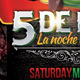 Cinco de Mayo 03 - Flyer Template + Fb Timeline - GraphicRiver Item for Sale