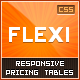 Responsive Professional Pricing Tables
